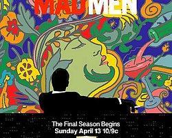 'Mad Men'in 7. Sezon Tanıtım Fragmanı Yayınlandı!