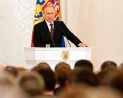 Putin: 'Kırım Hep Rusya'nın Parçası Oldu'