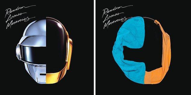 1. Daft Punk - Random Access Memories