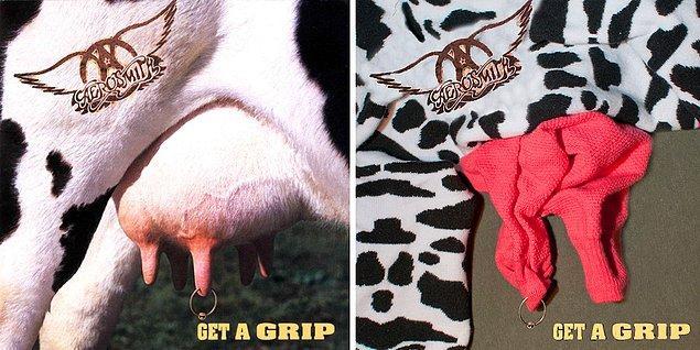 5. Aerosmith – Get A Grip