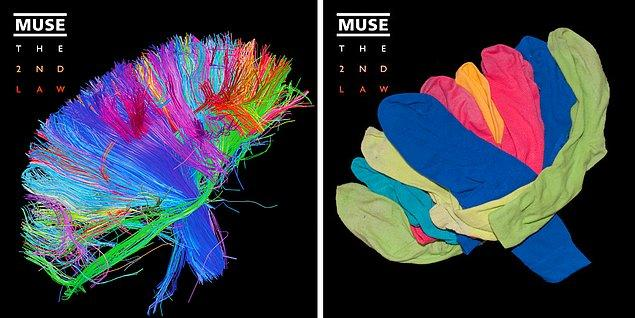 7. Muse - The 2nd Law