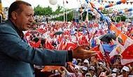Erdoğan: 'Ak Parti Birinci Çıkmazsa Genel Başkanlığı Bırakırım'