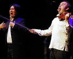 Aleksey Igudesman ve Hyung-ki Joo - Mozart ve James Bond
