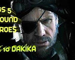 Metal Gear Solid 5 Ground Zeroes İlk 10 Dakika