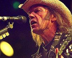 Neil Young, Konser Öncesi İstanbul Film Festivali'nde!