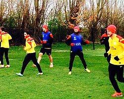 Galatasaray Kayserispor Hazırlıklarına Londra'da Başladı