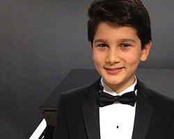 İstanbul Müzik Festivali'nin 'Genç Solisti' 11 Yaşındaki Kaan Baysal