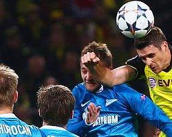 B. Dortmund Çeyrek Finalde