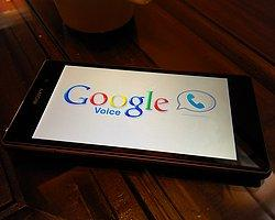 Google, Voice Hizmetini Hangouts'a Ekleyecek!