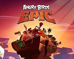Angry Birds'ün Epic İsimli Yeni Sürümü Tanıtıldı