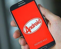 Galaxy S4 Android Kitkat Güncellemesi Yayınlandı