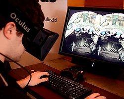 Oculus Rift Geliştirici Kiti 2 Tanıtıldı!