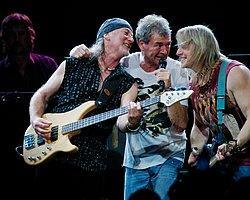 KKTC'ye Deep Purple Geliyor