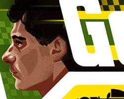 Ayrton Senna Doodle Oldu