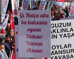 Bu Mitingde AKP, CHP, MHP Bir Arada