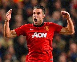 Manchester United'a Van Persie Şoku!