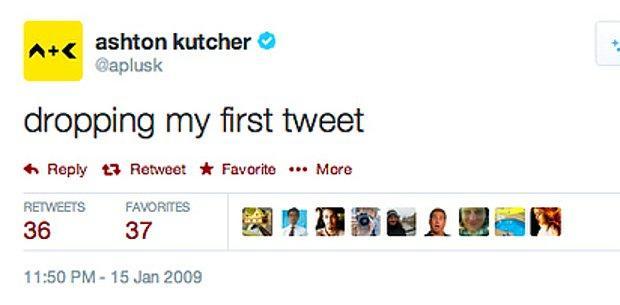 Dünyaca Ünlü 16 Ünlü Kişinin İlk Tweeti!