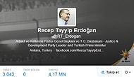 Twitter, Başbakan Erdoğan'ı sildi!