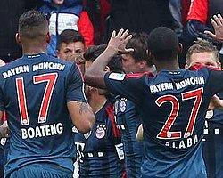 Bayern Münih Rekora Koşuyor!