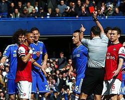 Chelsea - Arsenal Maçının Hakeminden Büyük Hata