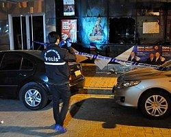 Ak Parti Seçim Bürosuna Saldırı