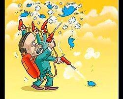 'Erdoğan Twitter'ı Kapattırarak Gülünç Duruma Düştü'