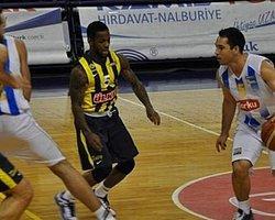 Fenerbahçe Ülker Stres Attı