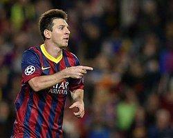 """Messi'yi Transfer Edebiliriz"""