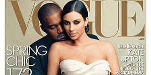 Kimye Vogue Kapağı Parodisi