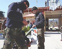 Keseb Sınır Kapısı'nı ÖSO Güçleri Ele Geçirdi
