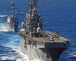 Peş Peşe 3 Rus Savaş Gemisi, Sıcak Bölgeye Doğru Yol Aldı