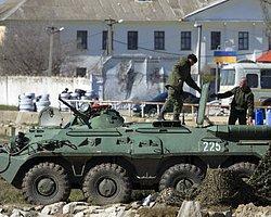 Ukrayna Hükümeti Orduyu Kırım'dan Çekme Kararı Aldı