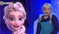 """""""Let it go"""" nun Çılgın Kore Parodisine Bayılacaksınız!"""