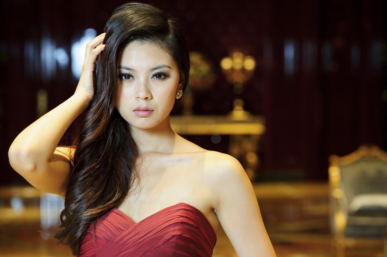 Фото красивых китаянок 18 фотография