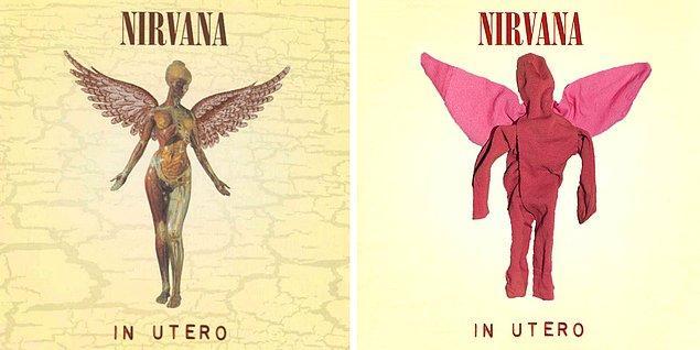 20. Nirvana – In Utero