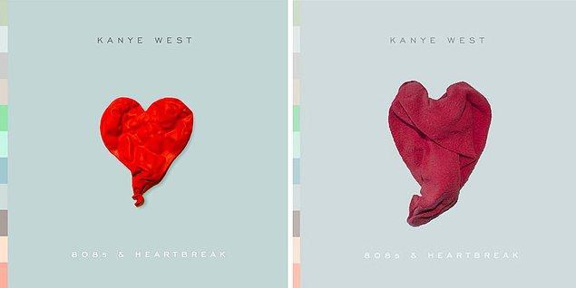 21. Kanye West - 808s & Heartbreak