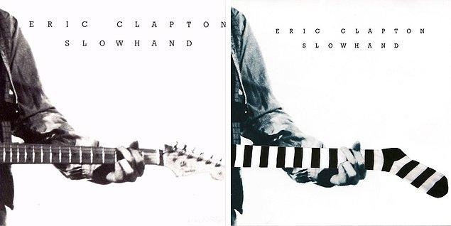 23. Eric Clapton – Slowhand