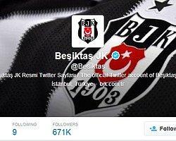 Beşiktaşlı Taraftarlardan Twitter Tepkisi