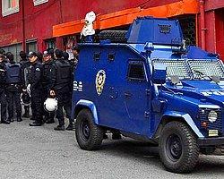 Okmeydanı'nda Burak Can Operasyonu: 8 Gözaltı