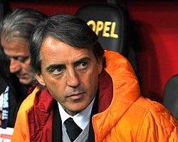 Mancini'den Olay Açıklamalar