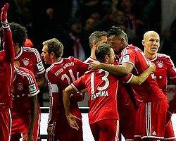 Bayern Munih Şampiyon!