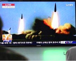 Kuzey Kore, Orta Menzilli Füze Denedi