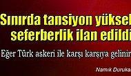 Süleyman Şah Türbesi Çevresinde Çatışmalar Şiddetlendi
