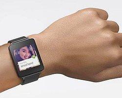 LG Akıllı Saatinin Yeni Bir Fotoğrafını Yayınladı