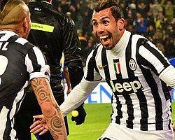 Tevez, Juve'yi Şampiyonluğa Taşıyor