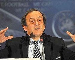 Platini'den Trabzonspor Açıklaması