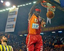 Galatasaray'da Bonsu 10 Gün Yok