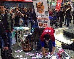 Beşiktaş'ın Göbeğinde Yine Palalı Saldırı