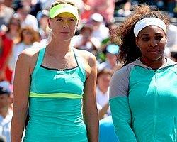 Williams, Sharapova'ya Set Vermedi