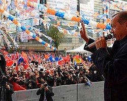 Erdoğan Bugün Mitinglere Katılmayacak